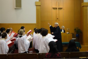 燭火礼拝聖歌隊