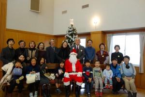 2013日曜学校クリスマス