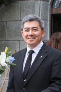 黒田浩史牧師